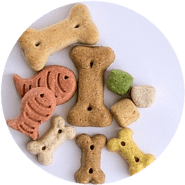 Keeping Mini Schnauzer Safe at New Year with the right Dog Treats